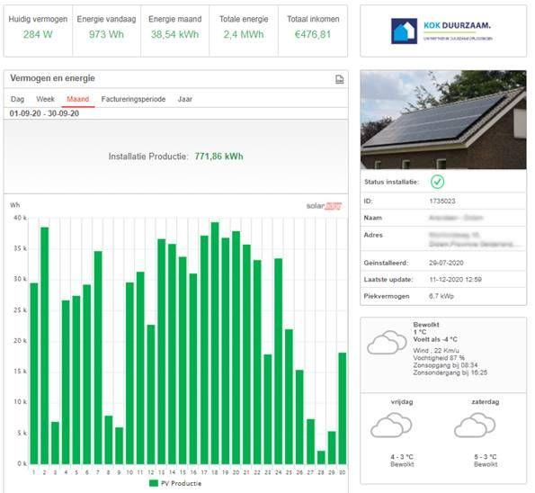 zonnepanelen-app