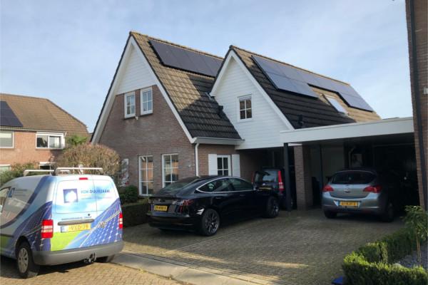zonnepaneel-installeren